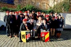 Verbroedering Gaudia & Castrum 2017-2018
